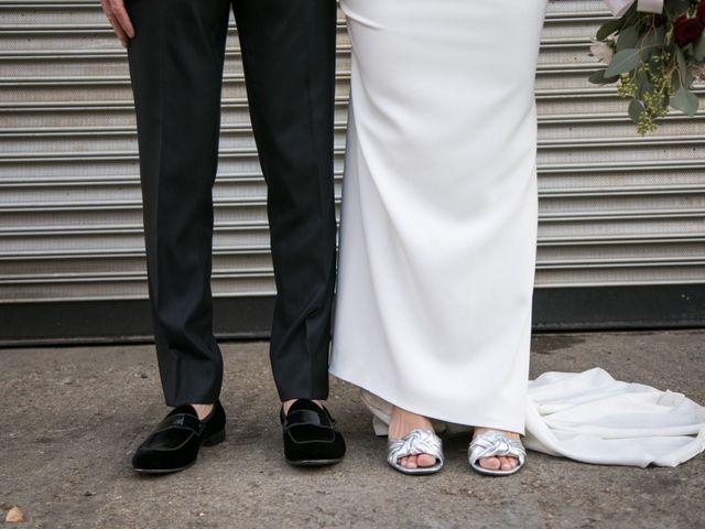 Greg and Elise's Wedding in Long Island City, New York 9