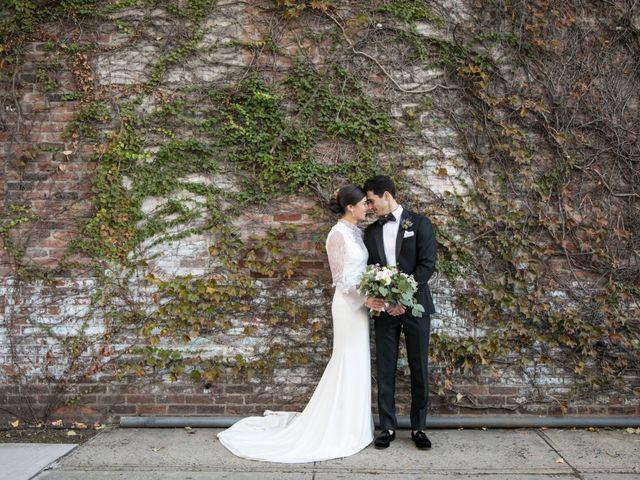 The wedding of Elise and Greg