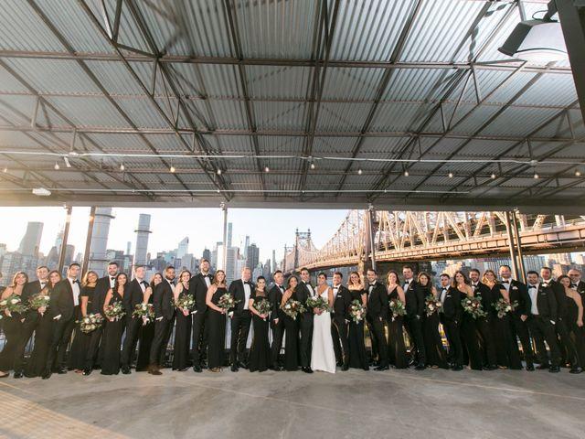 Greg and Elise's Wedding in Long Island City, New York 16