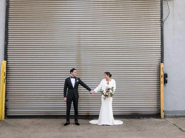 Greg and Elise's Wedding in Long Island City, New York 17