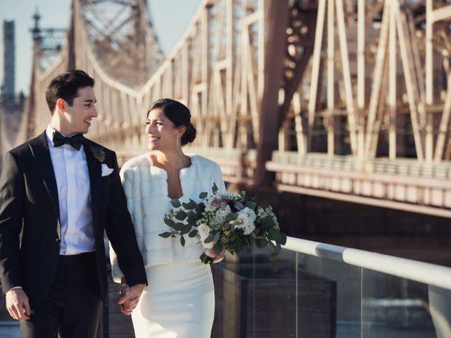 Greg and Elise's Wedding in Long Island City, New York 18
