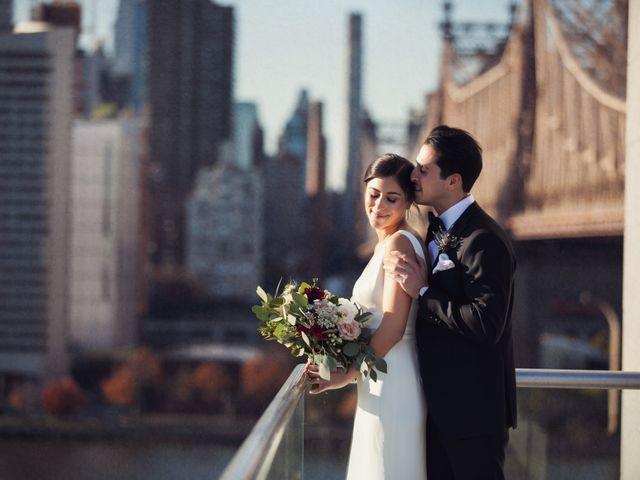 Greg and Elise's Wedding in Long Island City, New York 20