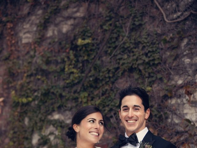 Greg and Elise's Wedding in Long Island City, New York 15