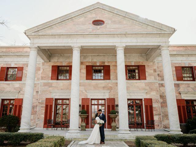 The wedding of Makayla and Justin