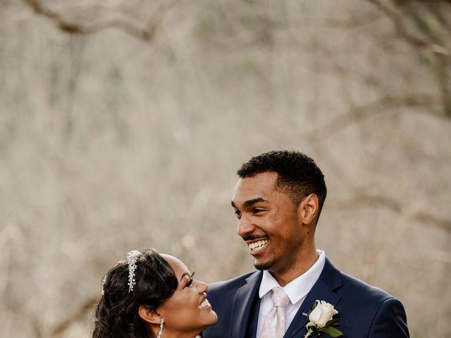 Justin and Makayla's Wedding in Tate, Georgia 6