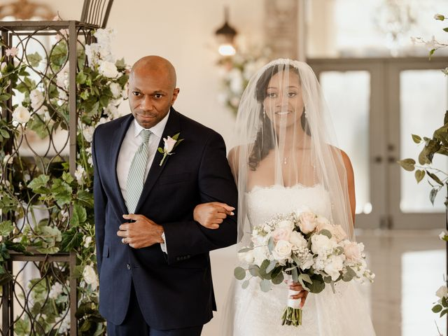 Justin and Makayla's Wedding in Tate, Georgia 12