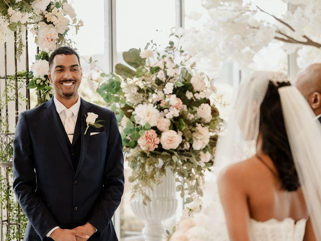 Justin and Makayla's Wedding in Tate, Georgia 13
