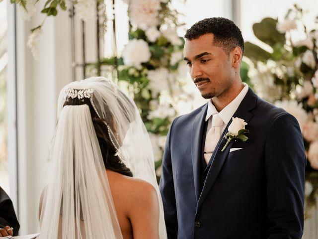 Justin and Makayla's Wedding in Tate, Georgia 14