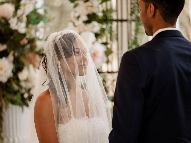 Justin and Makayla's Wedding in Tate, Georgia 15