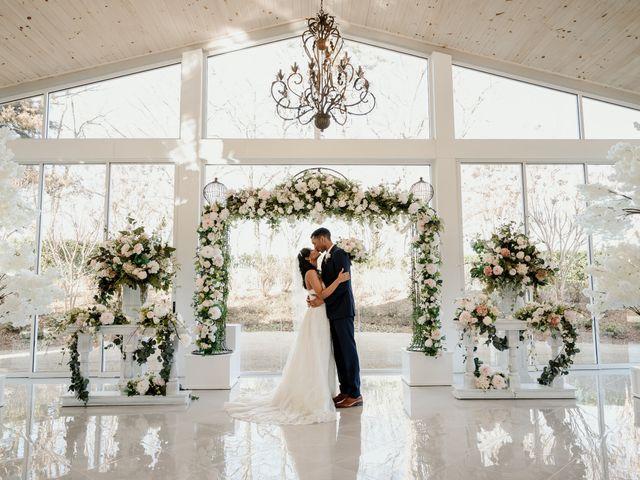 Justin and Makayla's Wedding in Tate, Georgia 1