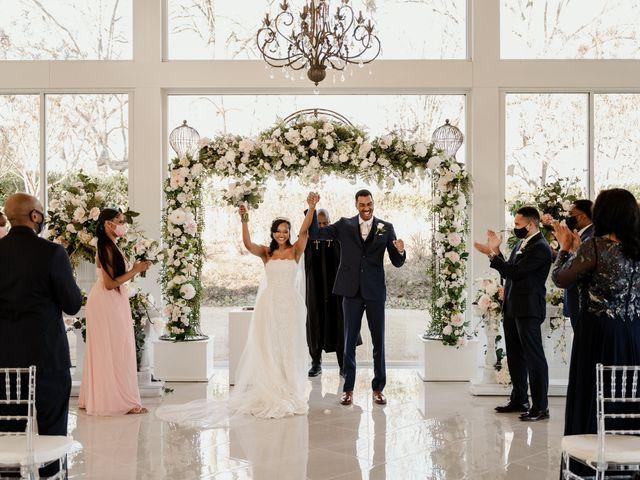 Justin and Makayla's Wedding in Tate, Georgia 16