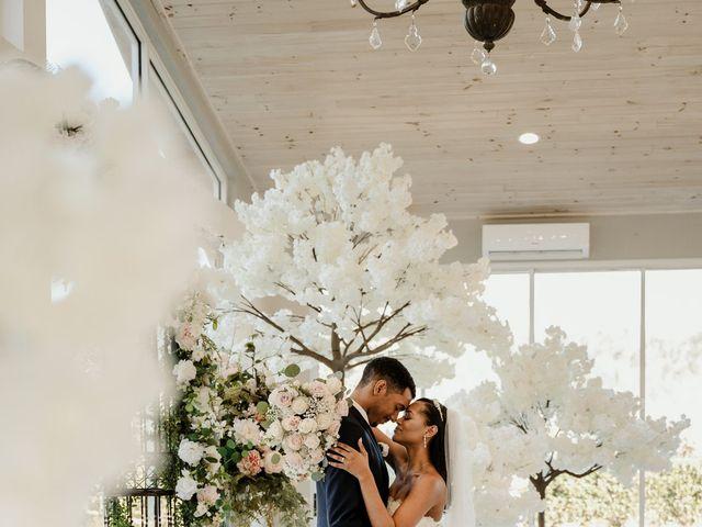 Justin and Makayla's Wedding in Tate, Georgia 2