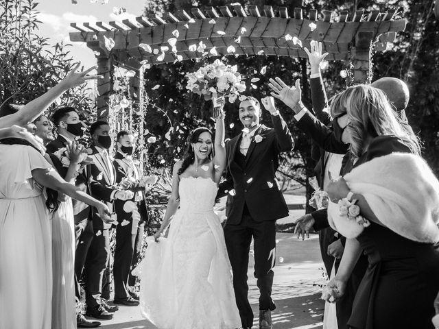 Justin and Makayla's Wedding in Tate, Georgia 18