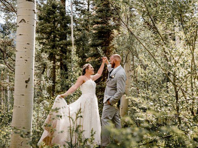 The wedding of Jocelyn Cummins  and Michael Berry