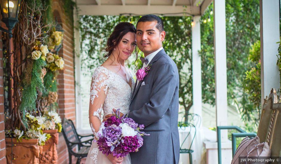 Mark and Caitlin's Wedding in Tucson, Arizona