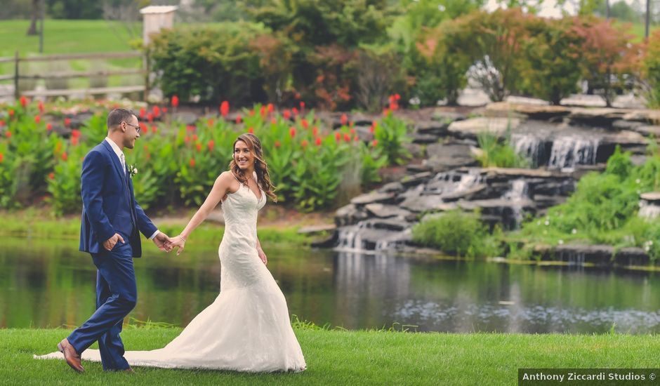 Christopher and Julianne's Wedding in Blairstown, New Jersey