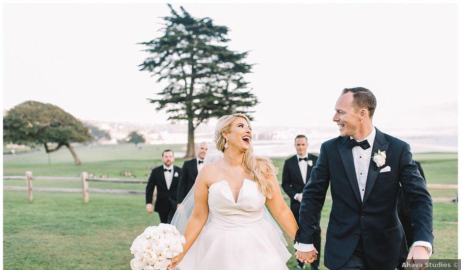 Jesse and Bridget's Wedding in Carmel, California