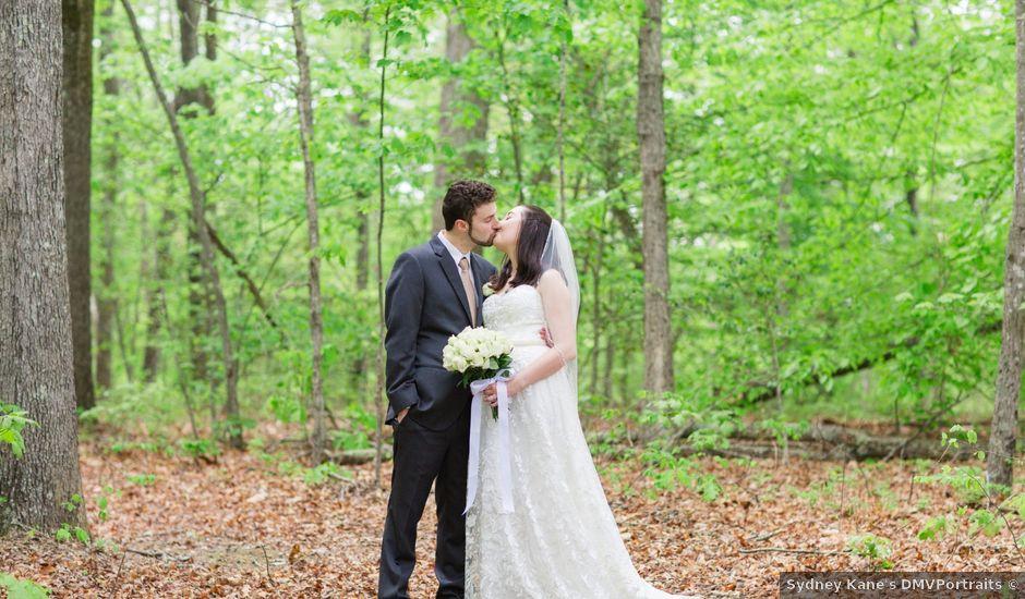 Aaron and Helen's Wedding in Orange, Virginia