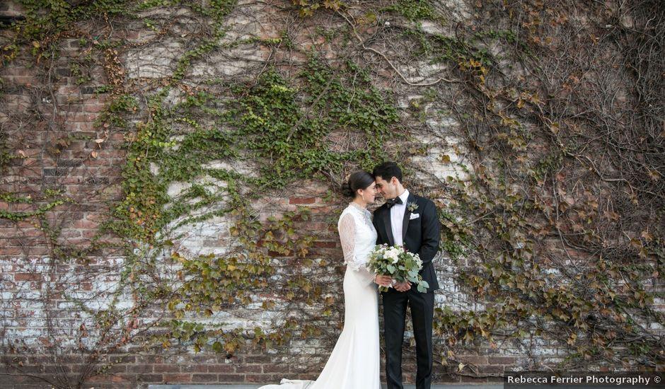 Greg and Elise's Wedding in Long Island City, New York