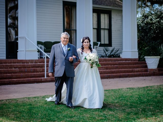 Melonie and Justin's Wedding in Tallahassee, Florida 12