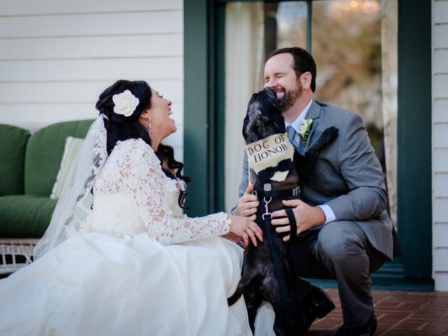 Melonie and Justin's Wedding in Tallahassee, Florida 15
