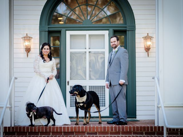 Melonie and Justin's Wedding in Tallahassee, Florida 16