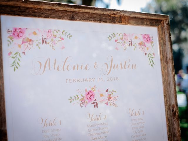 Melonie and Justin's Wedding in Tallahassee, Florida 18