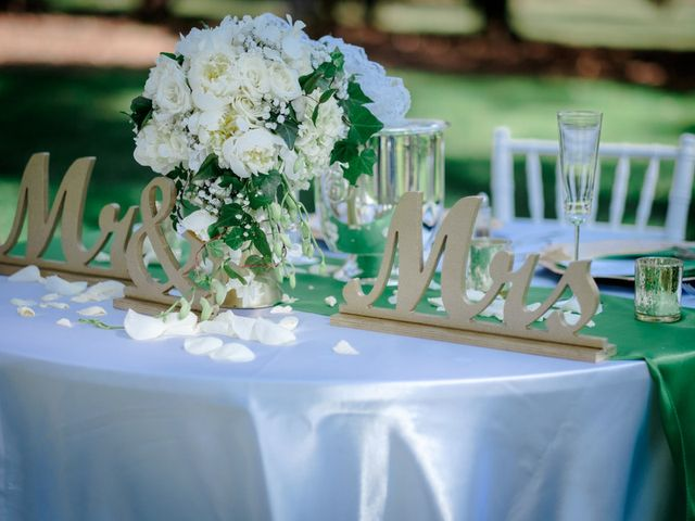 Melonie and Justin's Wedding in Tallahassee, Florida 22