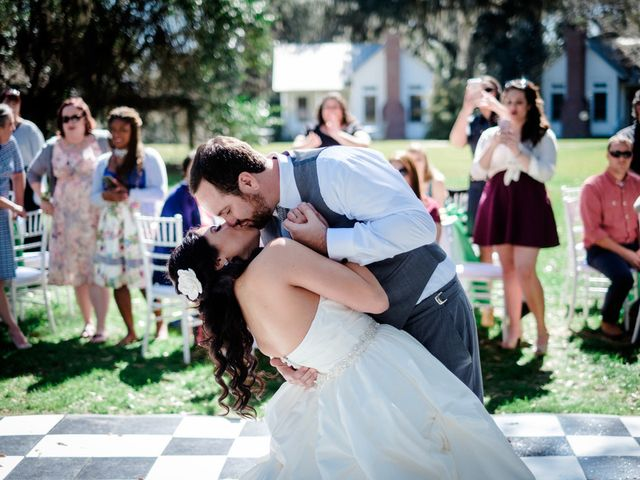 Melonie and Justin's Wedding in Tallahassee, Florida 24