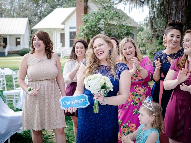 Melonie and Justin's Wedding in Tallahassee, Florida 28
