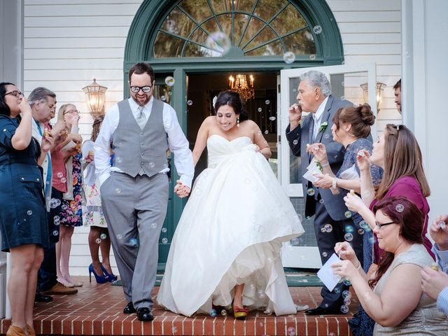 Melonie and Justin's Wedding in Tallahassee, Florida 29