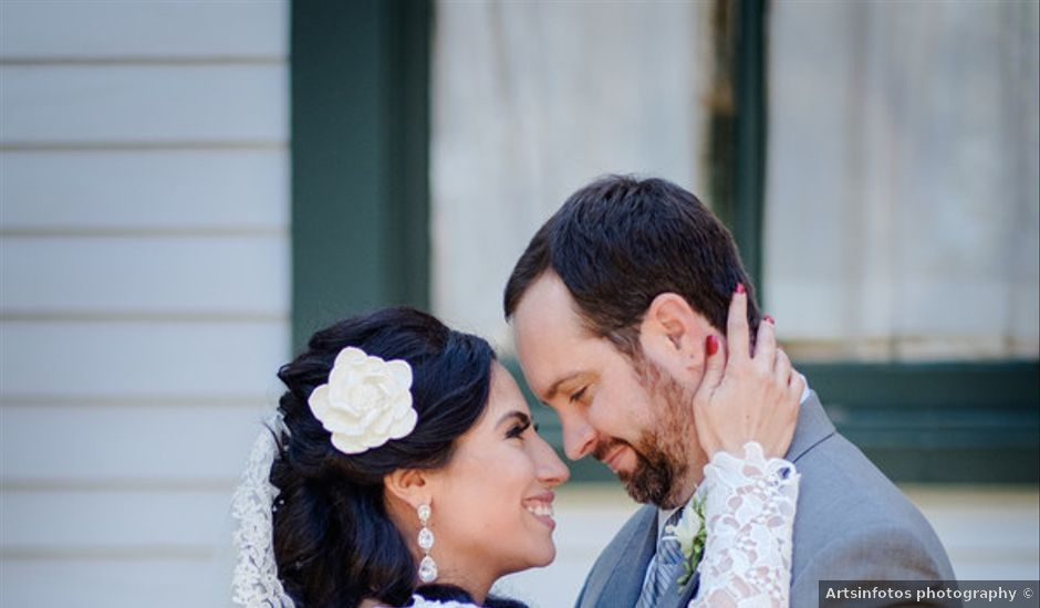 Melonie and Justin's Wedding in Tallahassee, Florida