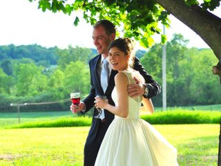 The wedding of Beatrice and Patrick 2