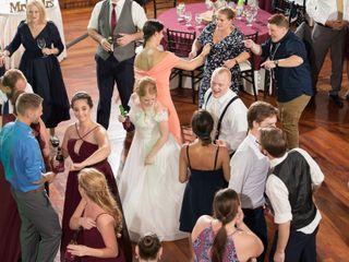 The wedding of Erica and Gavin 2