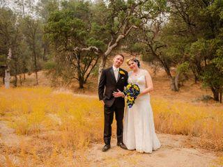 The wedding of Erica and Brandon