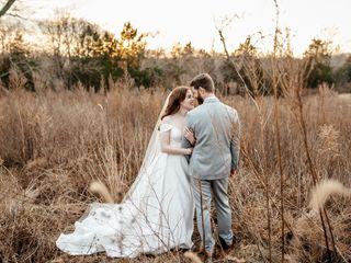 The wedding of Emma and Skylar