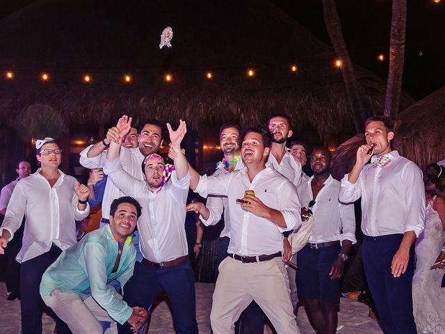 Tristan and Jimena's Wedding in Tulum, Mexico 2