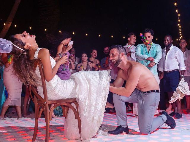 Tristan and Jimena's Wedding in Tulum, Mexico 4