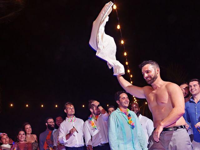 Tristan and Jimena's Wedding in Tulum, Mexico 5