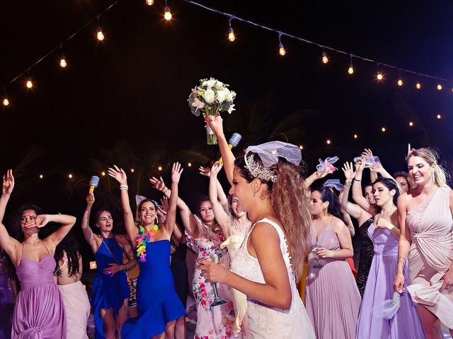 Tristan and Jimena's Wedding in Tulum, Mexico 8