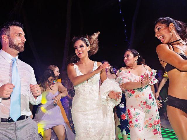 Tristan and Jimena's Wedding in Tulum, Mexico 12