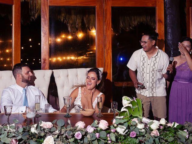 Tristan and Jimena's Wedding in Tulum, Mexico 15