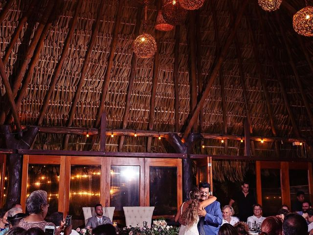 Tristan and Jimena's Wedding in Tulum, Mexico 18