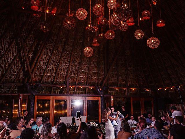 Tristan and Jimena's Wedding in Tulum, Mexico 20