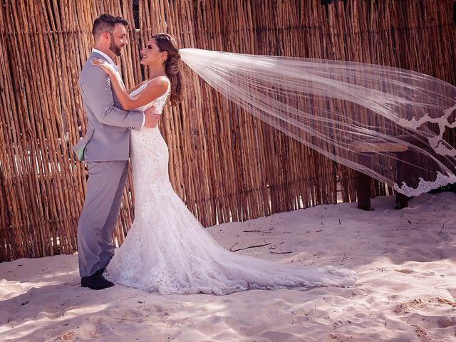 Tristan and Jimena's Wedding in Tulum, Mexico 39