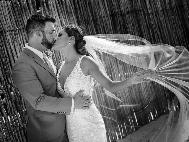 Tristan and Jimena's Wedding in Tulum, Mexico 40