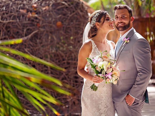 Tristan and Jimena's Wedding in Tulum, Mexico 41