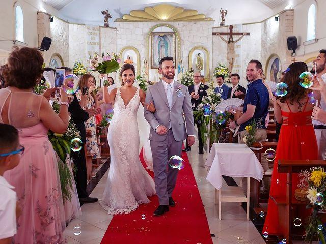 Tristan and Jimena's Wedding in Tulum, Mexico 46