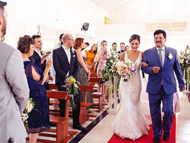 Tristan and Jimena's Wedding in Tulum, Mexico 54