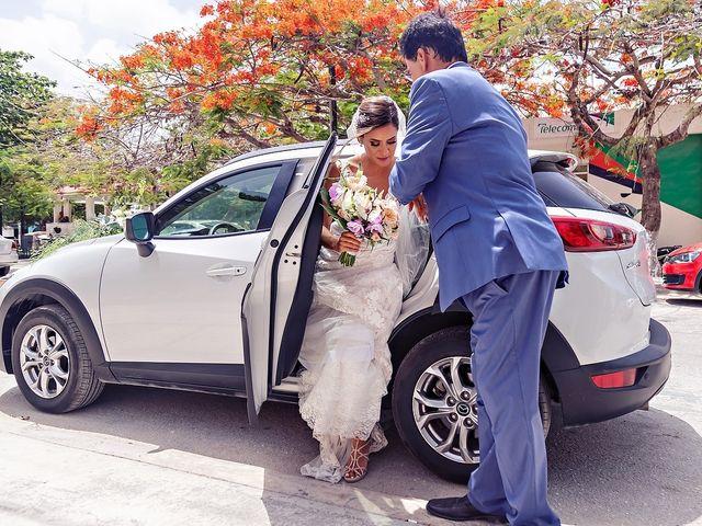 Tristan and Jimena's Wedding in Tulum, Mexico 55